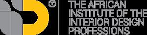 african institute of the interior design professions logo